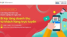 Accelerate Vietnam Digital 4.0 program to help small, medium-sized enterprises