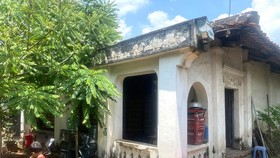 Ancient houses in Dong Nai Province fall to ruin