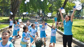 HCMC to build 12-ha new parks to create more urban green space to city landssape