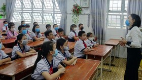 Different enrollment options in HCMC amid Covid-19 epidemic spread