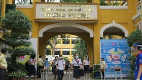 HCMC proposes to give wildcard to students for second phase of national exam
