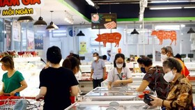 Vissan continues to supply fresh food in HCMC