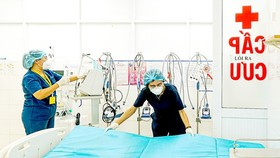 Health care activities get back to new normal
