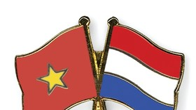 Netherlands consulate-general in HCMC offered badge