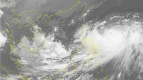 New tropical depression is approaching Spratly Islands