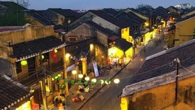 A corner of Hoi An ancient city (Photo: VNA)