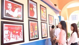 A picture exhibition propagandizes 50 years of implementing the testament of President Ho Chi Minh (1969- 2019)