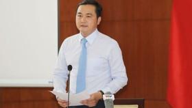Director of Ho Chi Minh City Department of Tourism Mr. Bui Ta Hoang Vu (Photo: Dung Phuong)