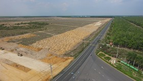 Ground handover for Phase 1 of Long Thanh Airport to take place on October 20