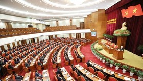 The 14th plenum of the Party Central Committee decides to hold the 13th National Party Congress from January 25 to February 2, 2021 (Photo: VNA)