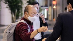 Coach Park Hang-seo completes 14-day Covid-19 quarantine period