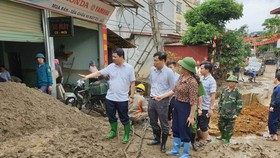 Deadly flash flood occurs in Lao Cai Province