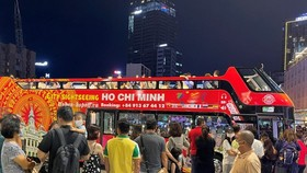 HCMC opens attractive tours with Covid-19 control on national holidays