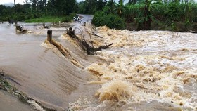 Many localities forecast to suffer from torrential rains, massive floods