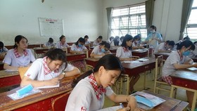 Nearly 89,000 candidates in HCMC to enter high school graduation exam 2021