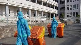 Janitors in isolation facilities awarded