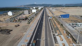 Over US$157 mln poured into upgrading national highway