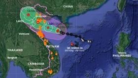 Storm Koguma forecast to downgrade into tropical depression
