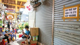Over US$3.3 million support package proposed for small traders in HCMC