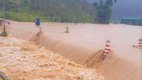 Lam Dong Province urged to evacuate people from flood-prone areas