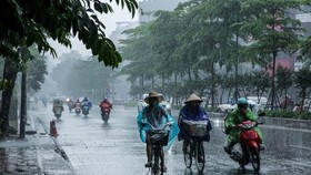 Northern region suffers from tropical depression-induced downpours