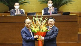 Nguyen Xuan Phuc elected as State President for 2021-2026