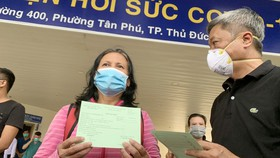 Over 3,800 Covid-19 patients released from hospitals in HCMC as of July 28