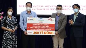 HCMC receives one million Covid-19 antigen rapid test kits