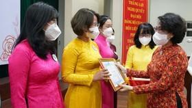 HCMC marks 91st founding anniversary of Vietnam Women's Union