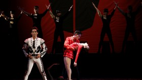 """Chương trình nghệ thuật """"Tổ khúc Ballet Carmen"""""""