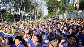 Ra quân Chiến dịch tình nguyện Mùa hè xanh lần thứ 26 năm 2019