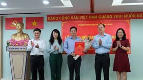 Đồng chí Lê Văn Chiến làm Phó Bí thư Đảng ủy HFIC