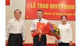 Đồng chí Phạm Quốc Bảo giữ chức Bí thư Đảng ủy Tổng Công ty Điện lực TPHCM
