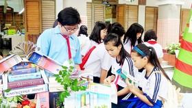 Quận 9 chú trọng phát triển văn hóa đọc trong học sinh  