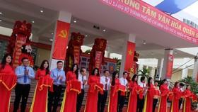 Trung tâm Văn hóa quận 9 chính thức đi vào hoạt động