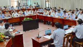 Báo cáo, xin ý kiến Thủ tướng về ranh quy hoạch Khu đô thị mới Thủ Thiêm