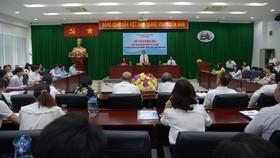 """Hội thảo khoa học """"Phát triển nghề công tác xã hội ở TPHCM trong bối cảnh hiện nay"""""""