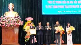 Quận Bình Thạnh phát động phong trào thi đua yêu nước năm 2021