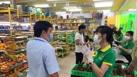 Tìm người đến Mega Market An Phú do có nhân viên nghi mắc Covid-19