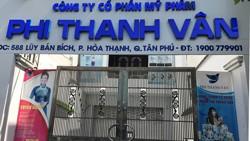 Yêu cầu thu hồi tiêu hủy các sản phẩm của Công ty TNHH TM DV Phi Thanh Vân
