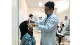 Phẫu thuật miễn giảm viện phí các bệnh lý về mắt cho đối tượng chính sách và bệnh nhân nghèo