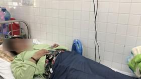 Hiện sức khỏe của bệnh nhân đã dần ổn định