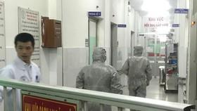 Hiện Bệnh viện Chợ Rẫy thực hiện cách ly đặc biệt với 2 ca bệnh này