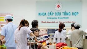 Khoa cấp cứu Bệnh viện Nhân dân 115