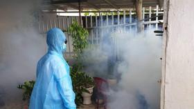 Khử khuẩn, khử trùng các trường học gần khách sạn có khách mắc virus Corona