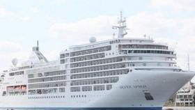 Đề xuất không cho tàu khách Silver Spirit cập cảng TPHCM vào ngày 13-3