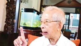 Nguyên Trưởng ban Nội chính Trung ương Trần Quốc Hương