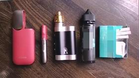 Giới trẻ Việt Nam sử dụng thuốc lá điện tử, thuốc lá đun nóng có xu hướng tăng
