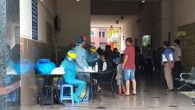 TPHCM: Mở rộng việc rà soát, xét nghiệm sàng lọc đối với người đến từ Quảng Nam, Quảng Ngãi, Hà Nội, Hải Dương