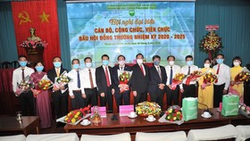 Các thành viên trong hội đồng trường